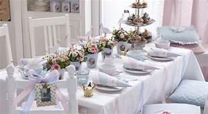 Table De Baptme Tout En Douceur Prima