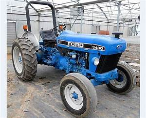 Ford Tractor 3230 3430 3930 4630 4830 Service Repair