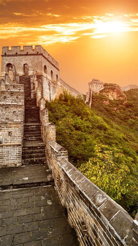 man madegreat wall  china  wallpaper id