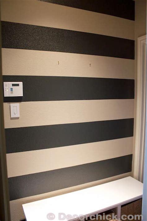 Painting Stripes On Walls Diyideacentercom