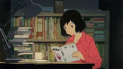Studying Wolf Children Anime Ookami Hip Yuki