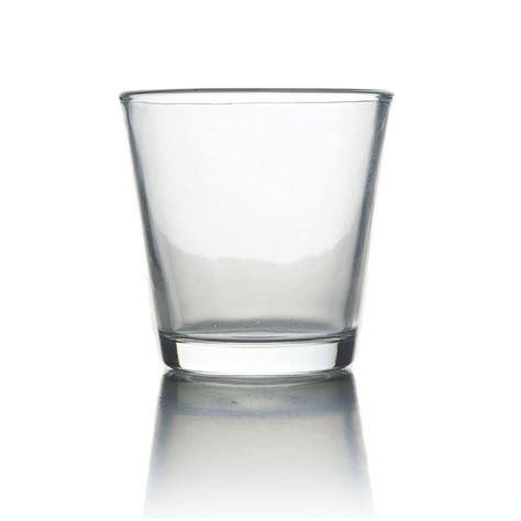 Gläser Für Kerzen by Teelichtglas Teelichthalter Klar Windlichthalter Deko