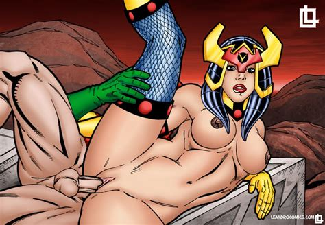 Big Barda Muscular Porn Superheroes Pictures Pictures