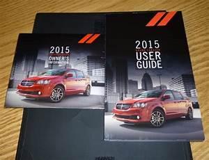 2015 Dodge Grand Caravan User Guide Owners Manual Set 15