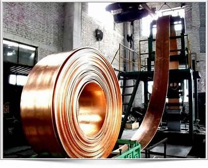 Copper Casting Strip Horizontal Machine Newcore Machinery