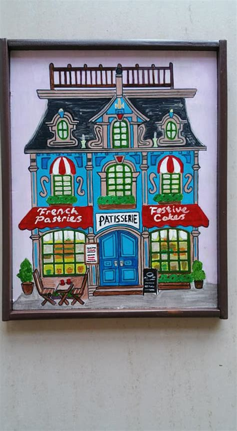 Find & download free graphic resources for coffee pattern. coffee shop home french style Patisserie - Art Lovers Australia