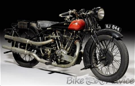 Top 10 Most Expensive Vintage Motorcycles