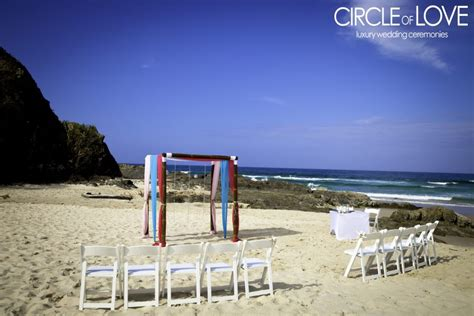 currumbin beach wedding ceremony gold coast beach weddings