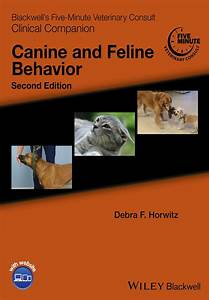 Canine And Feline Behavior 2nd Edition