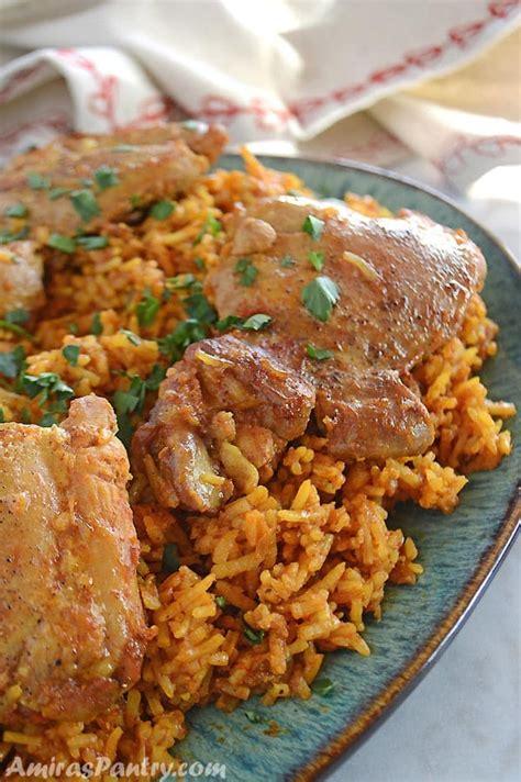 chicken kabsa amiras pantry