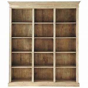 meuble bibliotheque archibald maisons du monde With bibliotheque meuble maison du monde
