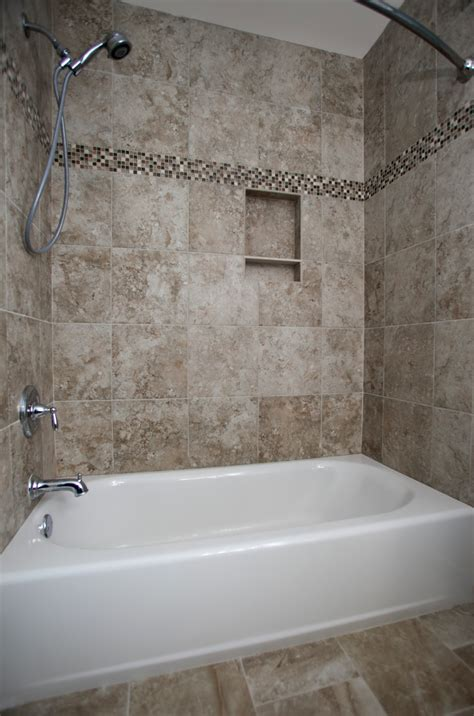 Tub And Shower Combo by Bathroom Remodel This Bath Features An Apron