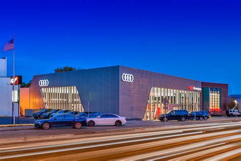 Audi Dealership Of Birmingham