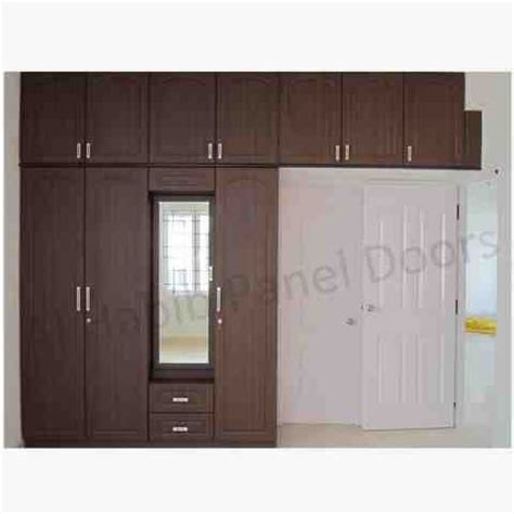 cabinet doors ideas 5 doors wooden wardrobe hpd441 fitted wardrobes al