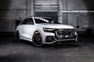 ABT presents aerodynamic upgrades for the 2019 Audi Q8