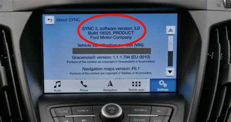 Ford Sync Maps by Looking For A Great Alternative To Your Ford Built In