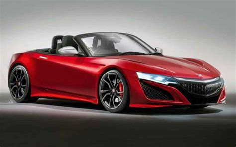 2019 Honda S2000 Rumors Changes, Specs And Release Date