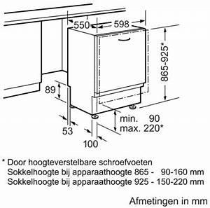 Bosch Geschirrspüler Ikea Metod : siemens sx636x08ie inbouw vaatwasser de schouw witgoed ~ Eleganceandgraceweddings.com Haus und Dekorationen