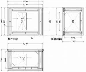 Idf Cabinet Dimensions
