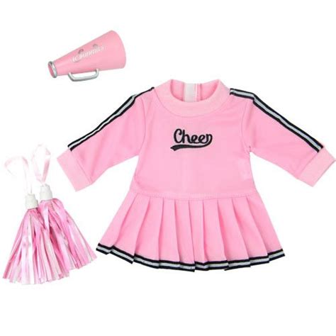 sophias   doll cheerleader clothes fits american