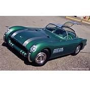1954 PONTIAC BONNEVILLE SPECIAL MOTORAMA CONCEPT CAR  15463