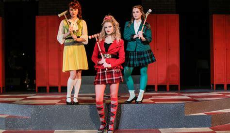 sru theatre brings heathers  silver screen