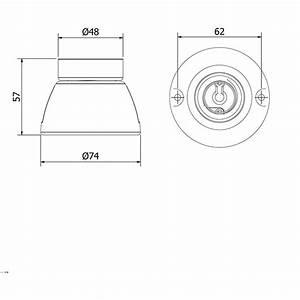 Batten Holder Light Fitting E27