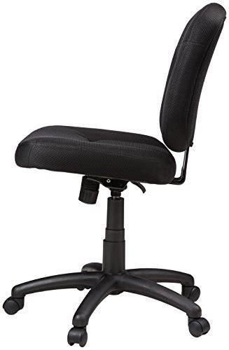 fauteuil bureau amazon amazonbasics fauteuil de bureau à dossier bas