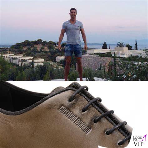 cr it agricole si e social le luxury shoes di cristiano ronaldo look da