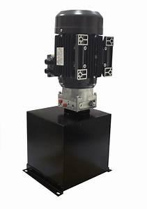 U0026quot Flowfit Hydraulic Ac Power Unit  415v  Single Phase  P