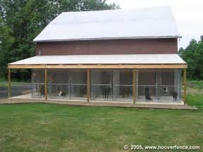 Custom Dog Kennel Buildings