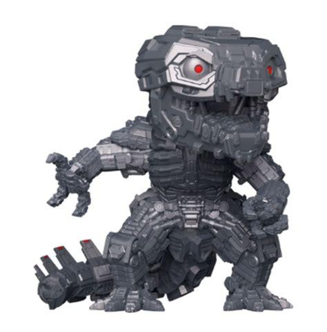 Kong 2021 king kong s.h.monsterarts action figure: Godzilla VS. King Kong Funko Pop! Mechagodzilla (Metallic ...