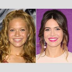 Mandy Moore, Before And After  Beautyeditor
