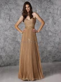 gold dresses for bridesmaids a line sweetheart chiffon floor length gold rhinestone prom dresses d02012190 large