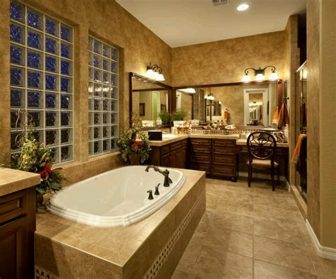Heavenly Luxury Bathroom Designs Created With Affordable