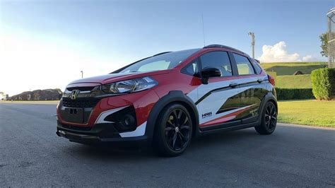 Honda WR-V with 211 BHP, but not in India   Shifting-Gears