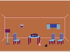 Alley Cat Screenshots for Atari 8bit MobyGames