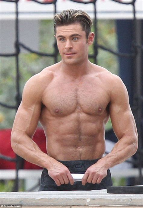 zac efron workout routine   jacked