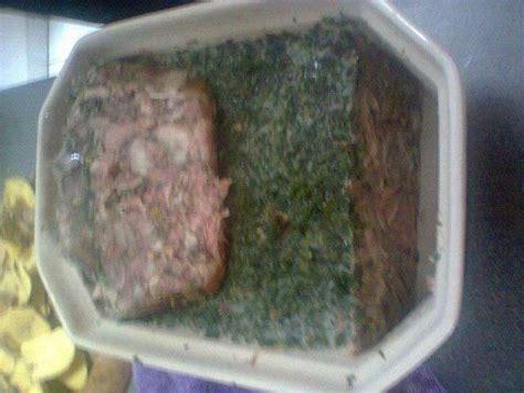 pate de tete de cochon recettes de t 234 te et fromage de t 234 te