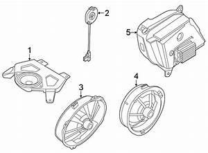 Lincoln Aviator Speaker  Speakers  10 Speaker Audio