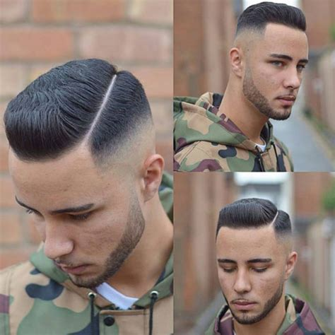 The Skin Fade Haircut / Bald Fade Haircut   Men's