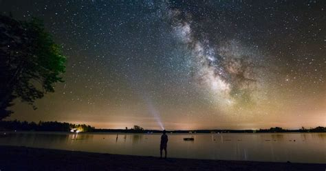 How Photograph The Milky Way