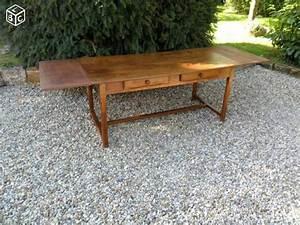 Table Ancienne De Ferme : table bois ferme ~ Teatrodelosmanantiales.com Idées de Décoration