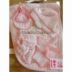 Accessoires Pour Poupon : accessoires roses 2 pour poupon antonio juan pour ~ Premium-room.com Idées de Décoration