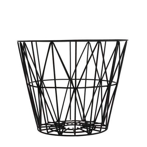 Wire Basket Ferm Living by The Small Wire Basket From Ferm Living