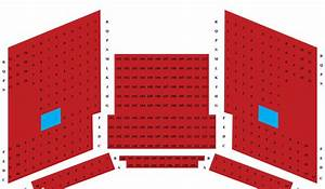 Theater Jacksonville Seating Chart Pantages Theatre Seating Chart