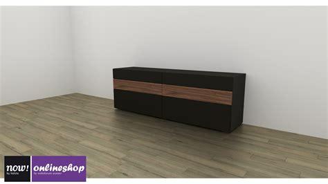 Sideboard Hülsta Now by Now Vision Sideboard 1423 Mit 6 Schubladen