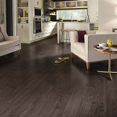 slate floors kitchen shop pergo max 5 36 in w prefinished oak locking hardwood 2301