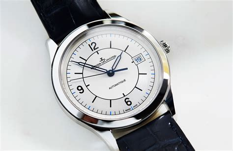 Jaeger-lecoultre Master Control Collection On Video