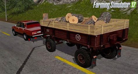Speed Farming Simulator 2017 Mods Ls Mods 17 Vaz 2107 V 1 0 Car Ls 2017 Farming Simulator 17 Mod Fs